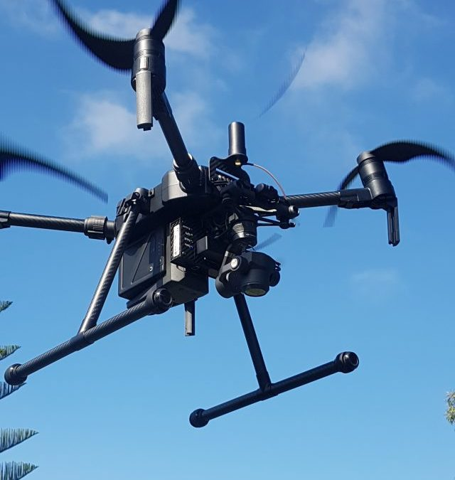 Aerial Surveying Accuracy with UAVs