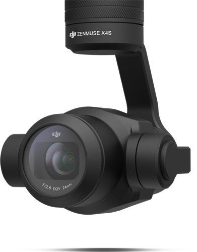 DJI's Camera for Aerial Surveying