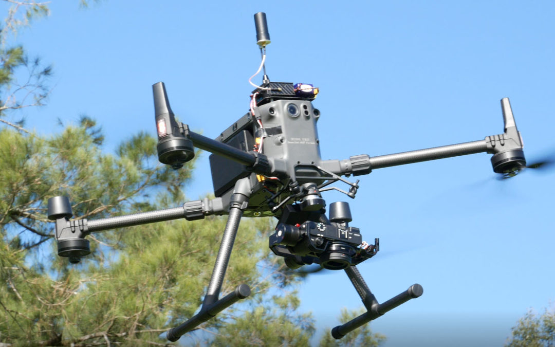 DJI M300 Mapping Payload from Klau Geomatics