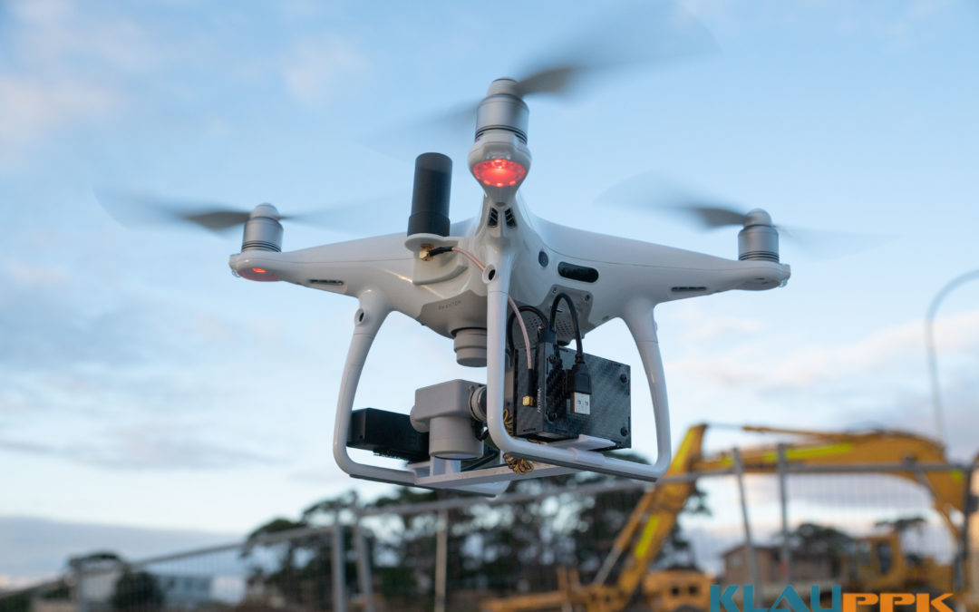 Surveying with Drones and Managing Errors