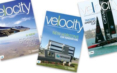 Company Bio in NovAtel Velocity Magazine